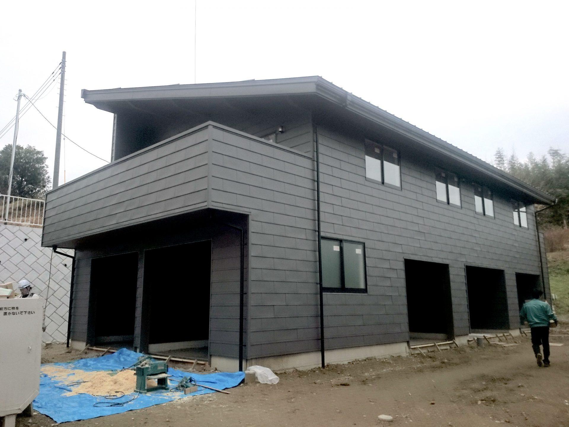 東松山市T様邸 新築完成のお知らせ